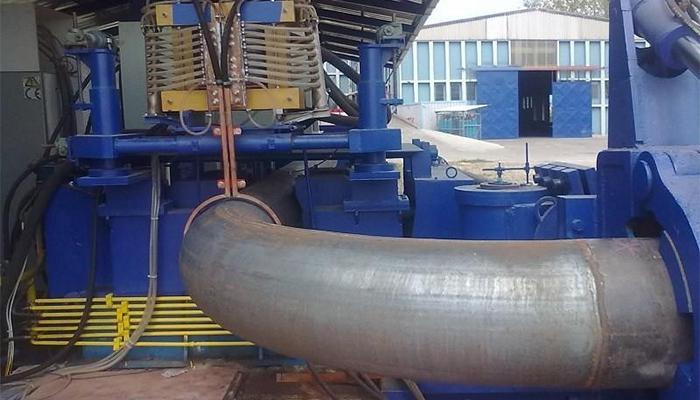 Induktsiooni painutusmasina mudel 530 * 30 mm PLC